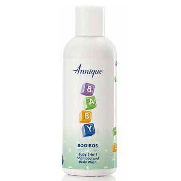 Baby 2-in-1 Shampoo & Body Wash