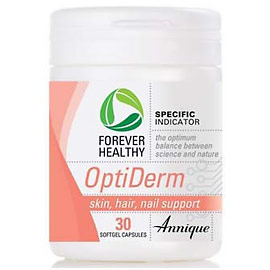 Annique OptiDerm 60 Hardgel capsules