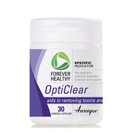 OptiClear 30 Hardgel capsules