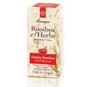 Annique Simply Rooibos – Organic Rooibos – 50g