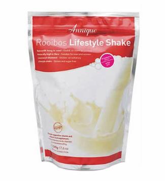 Annique Strawberry Lifestyle Shake – 500g