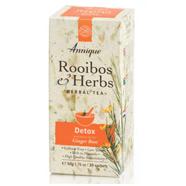 Annique Detox Tea – Ginger Extract 50g