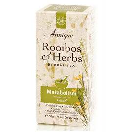 Annique Metabolism Tea –  Rooibos & Fennel Tea – 50g