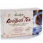 Tea therapy rooibos tea Rooibos Tea – 200g Peach Taste-T (pronounced taste-tea) is an enjoyable, yet sophisticated peach flavoured tea that allows you to enjoy your favourite Annique Rooibos Tea, with a fun twist!