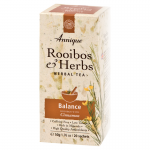 Untitled design 19 Simply Rooibos – 50g Simply Rooibos Tea is organically grown in the Cederberg area of the Western Cape, and provides you with the best nature has to offer.