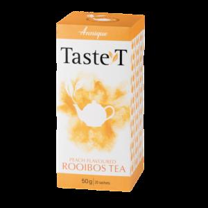 Annique Taste-T – Peach Flavour – 50g