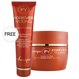 Forever Young Crème de Nuit 50ml + Youth Restoring Masque