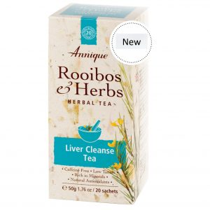 Annique Liver Cleanse Tea – Rooibos & Milk Thistle & Dandelion Tea 50g