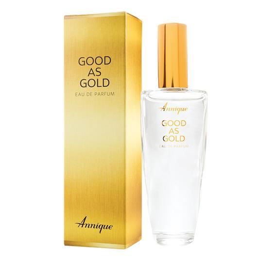 Annique Good As Gold Eau De Parfum – 30ml