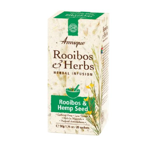 Mood Tea – Rooibos & Hemp Seed Tea 50g