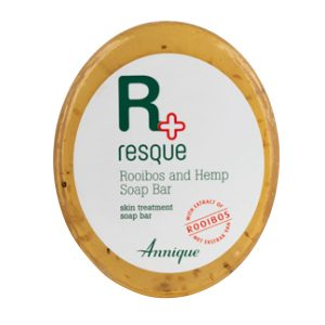 Annique Resque Rooibos and Hemp Soap Bar – 125g