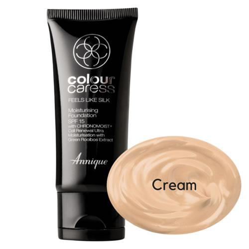 Annique Feels Like Silk Foundation SPF 15 – 30ml   Cream