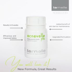 Acnevelle Plus – 60 Capsules