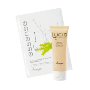 Hydrating Moisture Lotion 50ml with FREE Deep Hydrating Brightening Sheet Masque 25ml