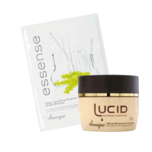 Ultimate Moisturiser for Dry Skin 50ml with FREE Deep Hydrating Brightening Sheet Masque 25ml