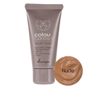 Annique Velvet Touch Foundation SPF 20 – 30ml | Nude