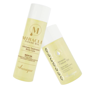 Miracle Tissue Oil 125ml and Miracle Tissue Oil Bath Oil 125ml