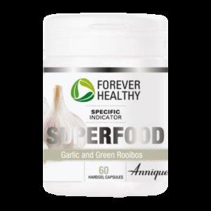 Annique Superfood White 60 hardgel capsules