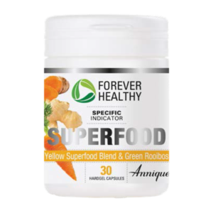 Annique Superfood Yellow 30 Hardgel Capsules