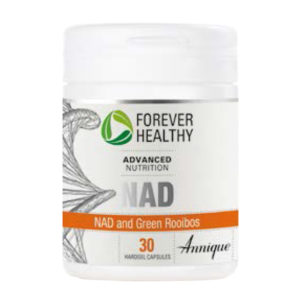 Annique Forever Healthy NAD 30 Hardgel Capsules