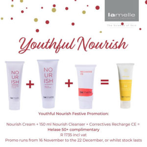 Lamelle – Nourish Promo Pack – Youthful Nourish
