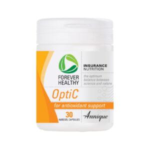 Annique OptiC 30 Hardgel capsules