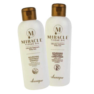 Annique Miracle Tissue Oil Nourishing Shampoo & Conditioner – 250ml