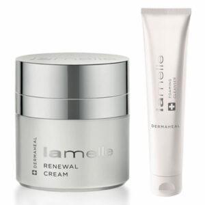 Dermaheal Renewal Cream 50ml & Cleanser 125ml (Bundle)