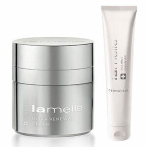 Dermaheal Ultra Renewal Cream 50ml & Cleanser 125ml (Bundle)