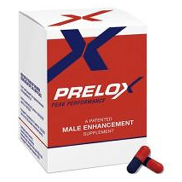 Lamelle Male Prelox – Enhancement – 60 capsules