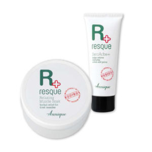 Resque ZeroAche+ 75ml & Resque Relaxing Muscle Soak 300g