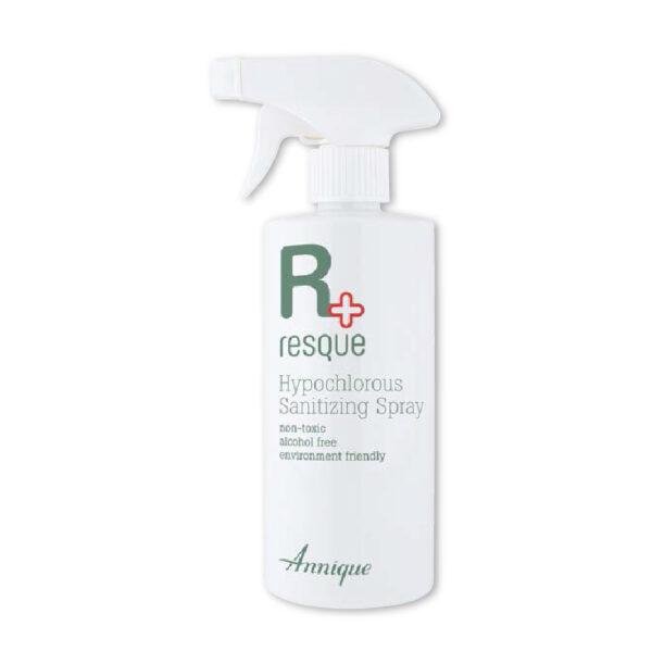 Annique Resque Hypochlorous Sanitizing Spray – 500ml