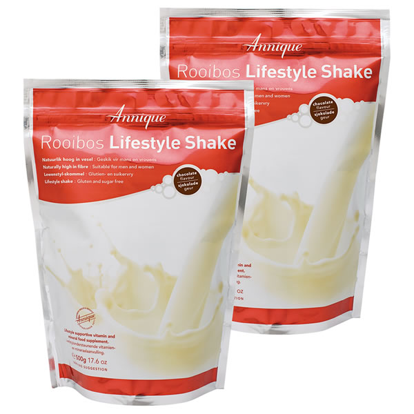 Annique 2 x Chocolate Shakes July 2021