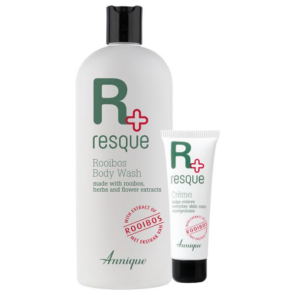 Annique Resque Cream 30ml FREE Resque Body Wash 400ml