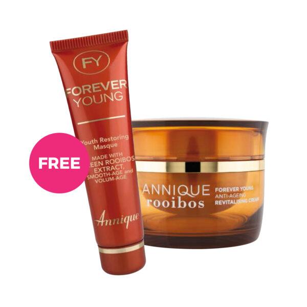 Revitalising Cream 50ml with FREE Youth Restoring Masque 50ml