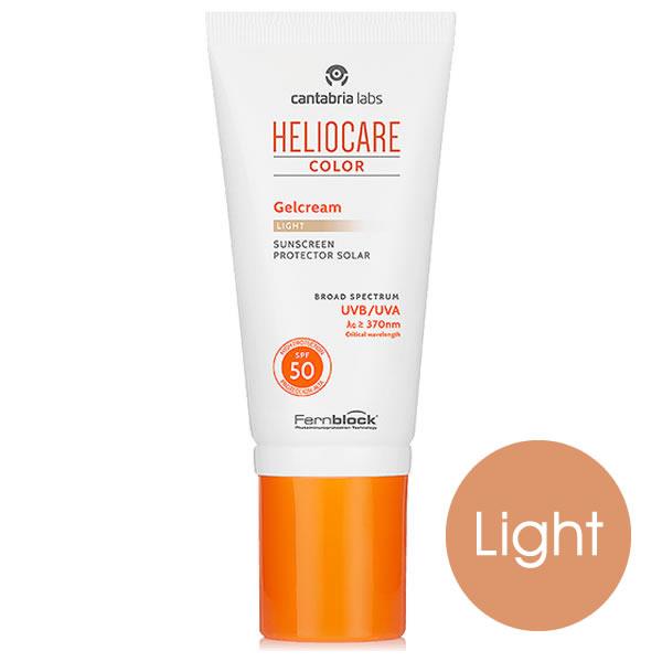 Heliocare Advanced Gelcream SPF 50 – Light