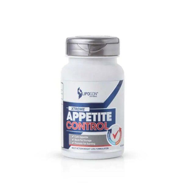 Lipogon Xtreme Appetite Control – 60 Capsules