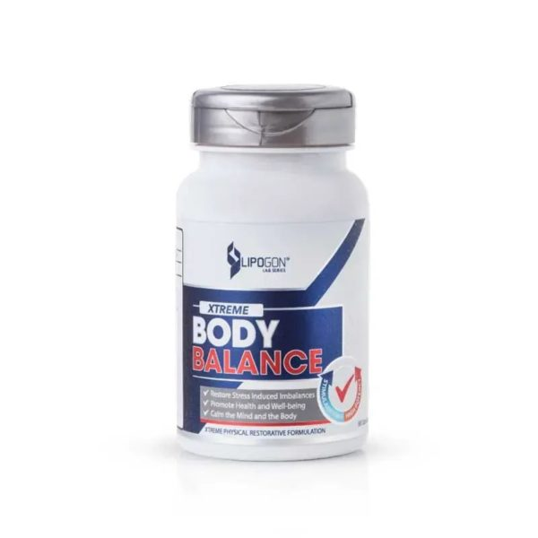 Lipogon Xtreme Body Balance – 60 Capsules