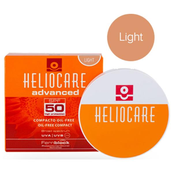 Heliocare Compact Oil Free SPF 50 – Light